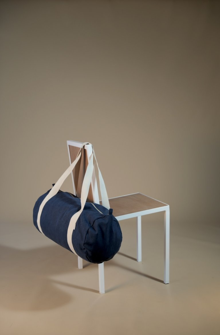 Duffle Bag - curated by.