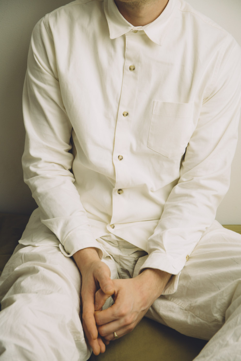 Unisex Corduroy Shirt - curated by.