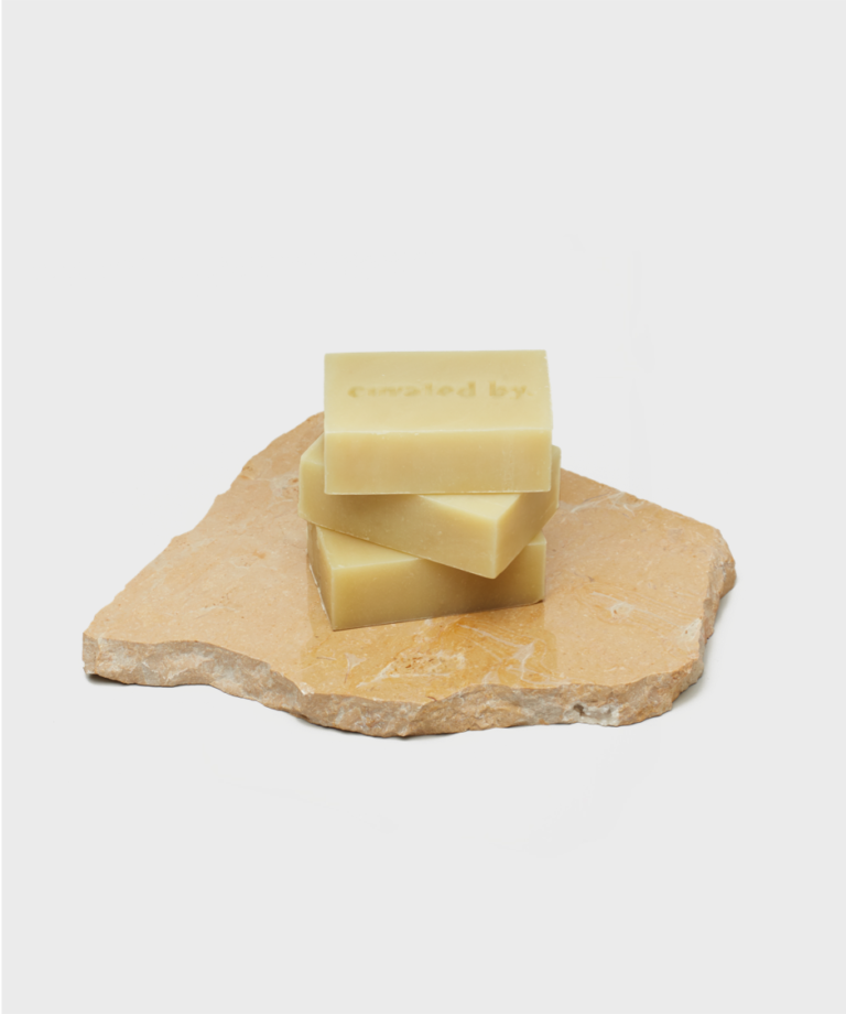Bar Soap - curated by.