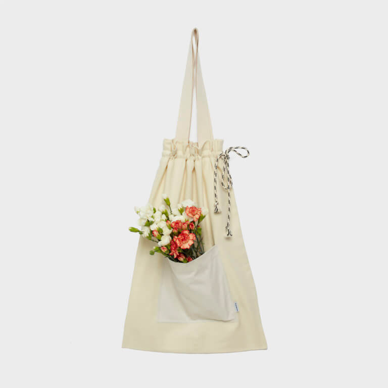 Oversized Shopper Bag - curated by.