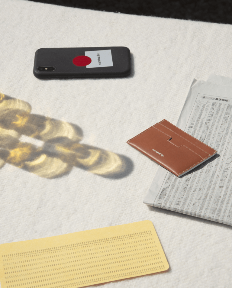 Biodegradable iPhone Case - curated by.