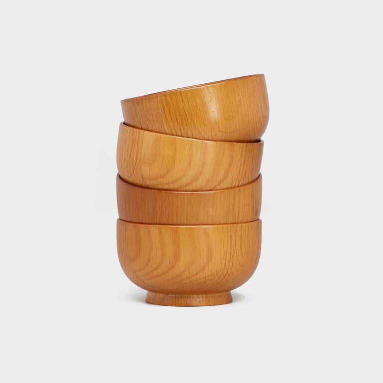 Oak Rice Bowl - curated by.