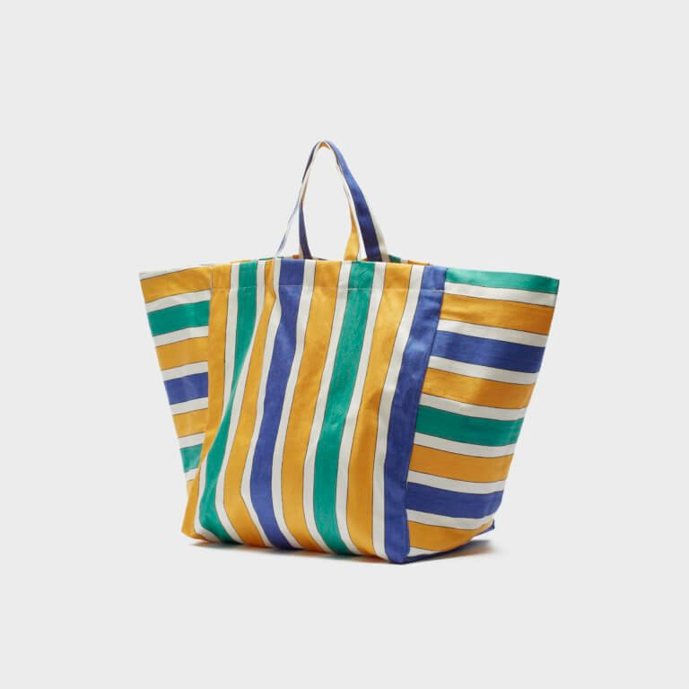 Beach Tote - curated by.